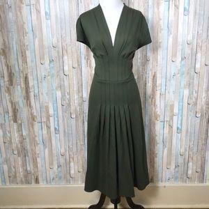 Trashy Diva 10 Knit Pleated Retro Jenny Dress